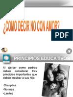 5. DECIR NO CON AMOR
