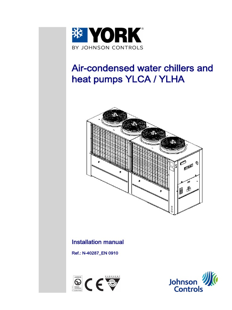 YLCA.pdf | Air Conditioning | Mechanical Fan on