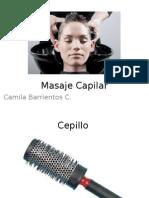 Masaje Capilar