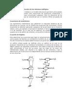 Propiedades Estructurales de Los Sistemas Múltiples