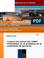 ISO 10667
