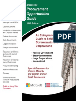 Final Procurement Guide - Microsoft