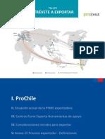 Atrevete a Exportar 2015