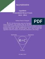 Rosicrucian Appellatio Manifesto