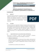 01 Mem. Descriptiva - Estructuras Ascencion