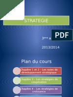 Voies de Développement Stratégique Et Chap. 1 Stratégie Corporate (3)