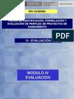 Evaluación de Proyectos (Guía)