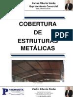 Coberturas de Estruturas Metálicas