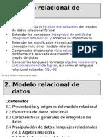 Clase 04 Base de Datos Relacionales