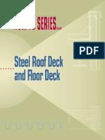 Steel Roof Decks and Floor Decks