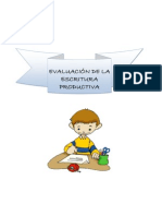 EVALUACION PSICOLINGUISTICA
