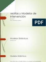 3 Teoría y Modelos de Intervención Contenido Semanal 3