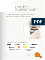 UK Fashion Market Report