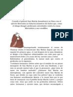 Tradición Peruana El Padre Pata - Ricardo Palma