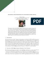 Tevatron Measurement of Standard Model Higgs Proceedings (2014) - Sforza