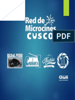 Catalogo Microcines Cusco