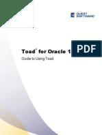 GuideToUsingToadForOracle12.1