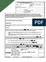 Inspection report for Blue Bell, Brenham