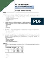 Examen Final Balotario Alumno