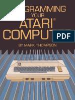 Programming Your Atari Computer