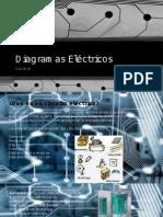 Diagramas Eléctricos, Mecánicos e Hidráulicos