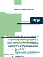 Principios Del Derecho Concursal Yuyent Bas Power Point