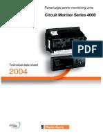 CM4000 - Datasheet