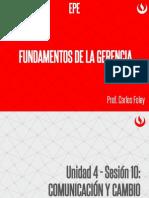 FDLG_UN3-Sesion 10_Comunicación y Cambio