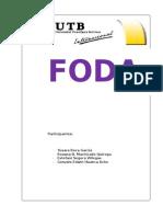 FODA Informe