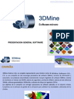 3dmine Presentacion General Software
