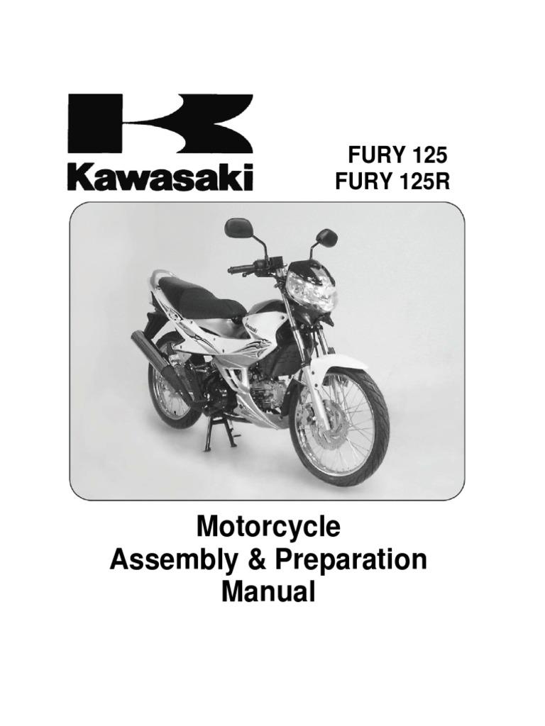 Fury 125 Ensamblaje Battery Electricity 492 Views