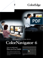 ColorNavigator 6 How to Use Guide