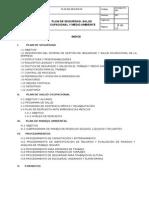 SSOMA-PS-001 Plan de Seguridad Salud Ocupacional y Medio Ambiente TRAZZA
