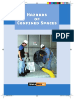 Hazard of Confine Space