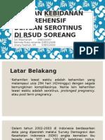 Asuhan Kebidanan Komprehensif Dengan Serotinus Di Rsud Soreang-new