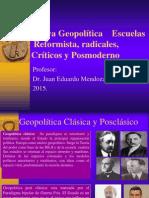 Nueva Geopolitica 2015