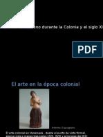 Arte Colonial y Del Siglo XIX