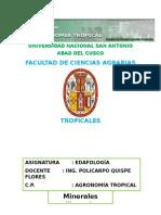 MINERALES SILICATOS.docx