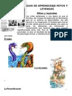 746 Guia de Aprendizaje Mitos y Leyendas