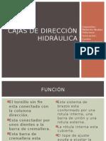 Cajas de Dirección Hidráulica Roberto Daniel Muñoz Feliciano