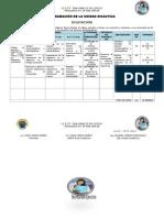 Programación Secretariado