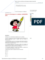 Contextos Históricos_ Confira a Correção Da Prova de Sociologia Do Vestibular Unicentro 2012