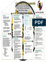 disaster recovery - poster