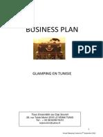 Business Plan Glamping