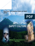 1.6 Safety Culture