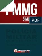 PMMG Simulado Capa