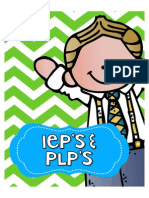 ieps and plps program