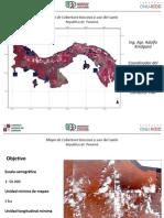 Mapa de Cobertura Boscosa Panama Kindgard