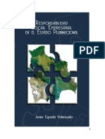 Corporate Social Responsibility in the Plurinational State of Bolivia