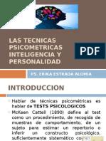 Sesion 6.Tec. Psicomet. Proyectivos.dx e Inf.ucv2014 II